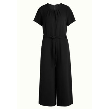King Louie Billie Jumpsuit Black
