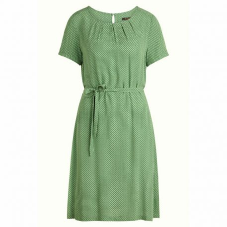 King Louie Billy Dress Mini-Me Para Green