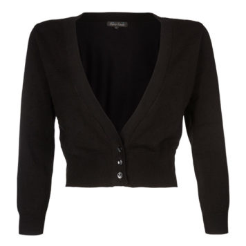 King Louie Bolero Droplet Black