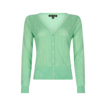 King Louie Cardi V Fara Lagoon Green