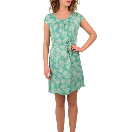 King Louie Shirley Dress Luna Lagoon Green