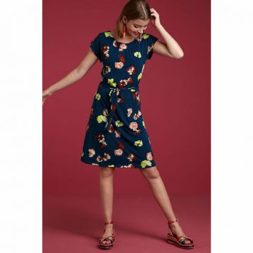 King Louie Shirley Dress Mimosa