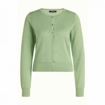 King Louie vestje Lapis Shade Green