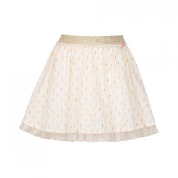 Lebig Ivy Skirt Pearled Ivory