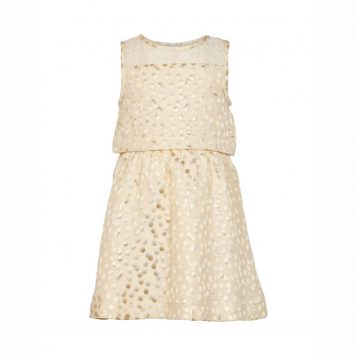 Lebig Maryse Dress Pearled Ivory