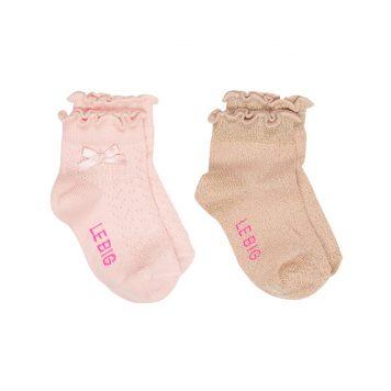Lebig Mia Socks Blossom set van 2
