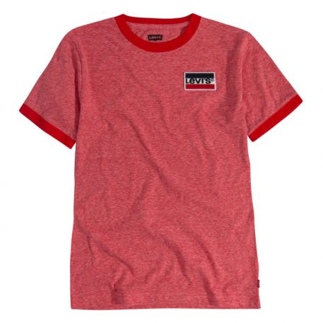 Levi's T-shirt Sportswear Logo Red Snow