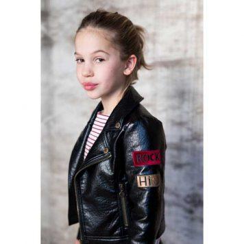 Like Flo Biker Jacket Imi Leather