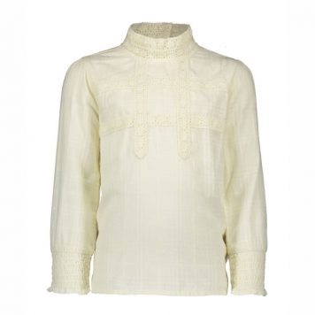 Like Flo Blouse Off White