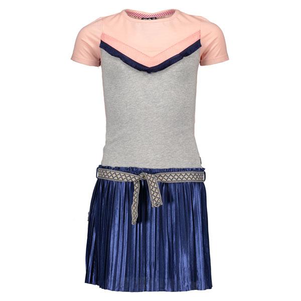 Like Flo Colour Blocking Dress