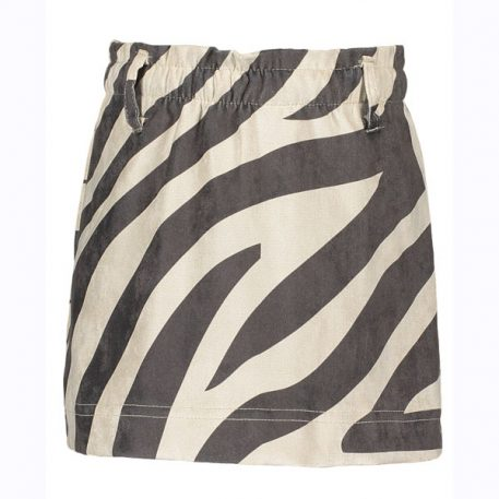 Like Flo Fancy Skirt Zebra