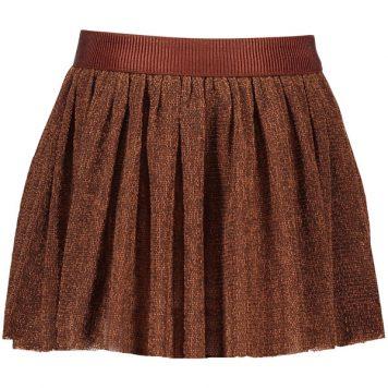 Like Flo Mesh Melee Skirt