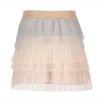 Like Flo Mesh Skirt 3 Colors