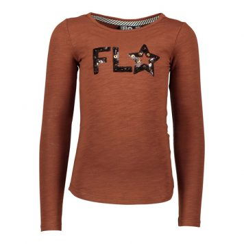 Like Flo Rust Tee