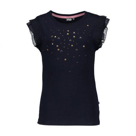 Like Flo T-shirt Frill Lace