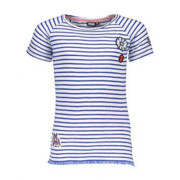 Like Flo T-shirt YD Kobalt
