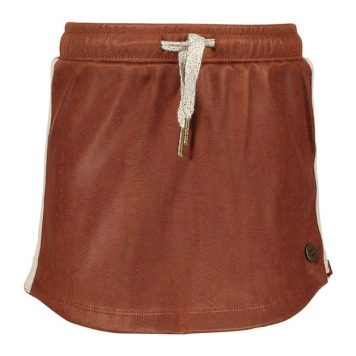 Like Flo Wax Skirt Rust