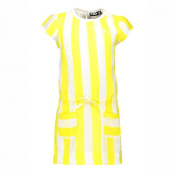 Like Flo YD Yellow Dress