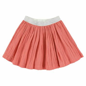 Lily Balou Adele Skirt Crabapple