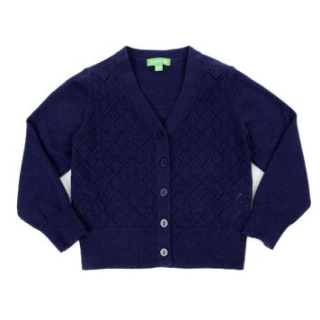Lily Balou Alicia Cardigan Dark Blue