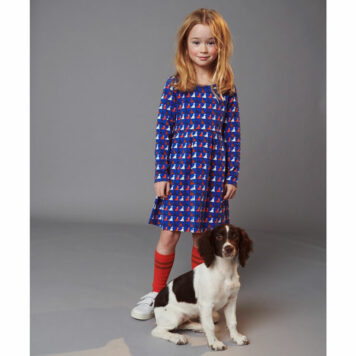 Lily Balou Anna Dress Dogs