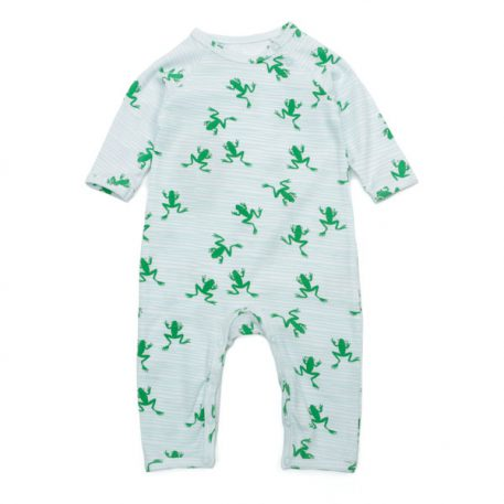 Lily Balou Babysuit Gerard Frogs
