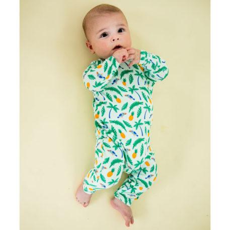Lily Balou Babysuit Gerard Jungle