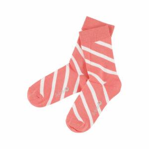 Lily Balou Davy Socks Crabapple