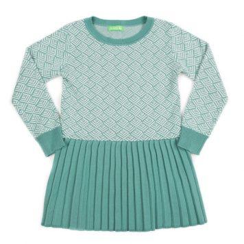 Lily Balou Dress Charline Knit Sage Green