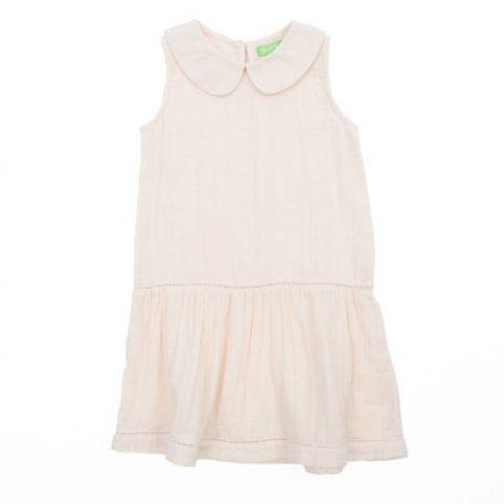 Lily Balou Dress Gitta Dress Muslin Cream