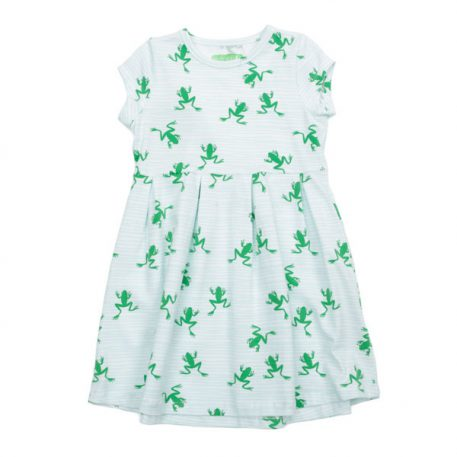 Lily Balou Dress Hanna Frogs