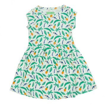 Lily Balou Dress Hanna Jungle