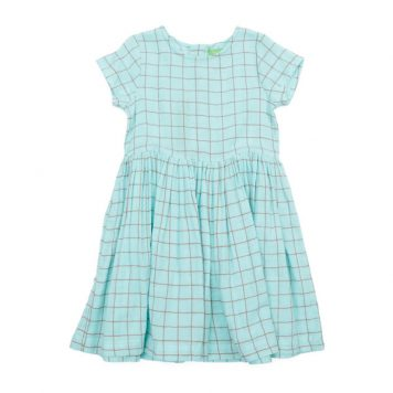 Lily Balou Dress Harriet Muslin Squared Paper