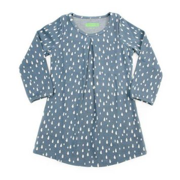 Lily Balou Dress Jacquard Alizee Raindrops