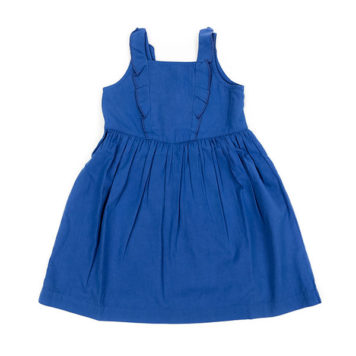 Lily Balou Dress Rafaela Dazzling Blue