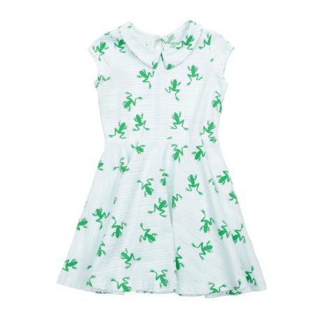 Lily Balou Dress Tiny Frogs