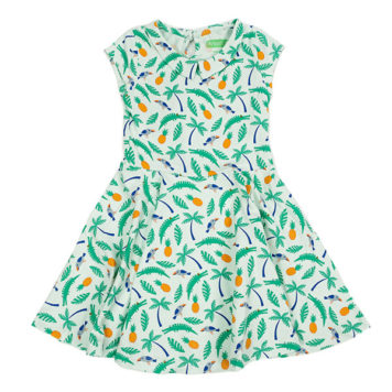 Lily Balou Dress Tiny Jungle