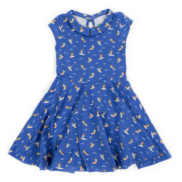 Lily Balou Dress Tiny Surfers