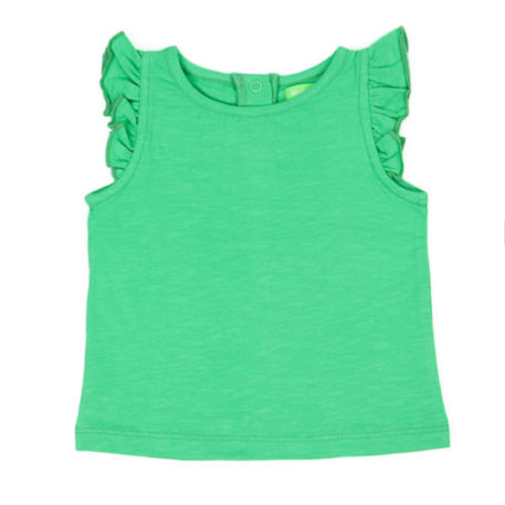 Lily Balou Eline Top Poison Green