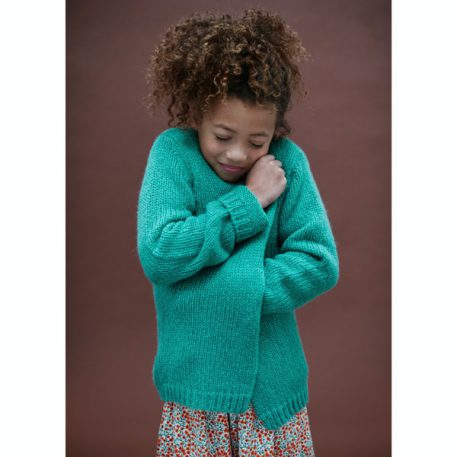 Lily Balou Eloise Loose Cardigan Sage Green
