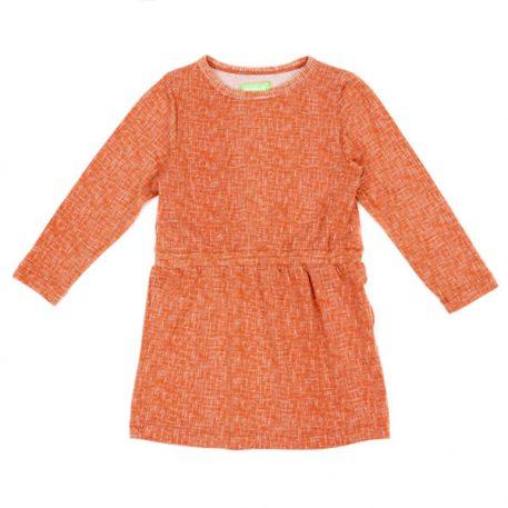 Lily Balou Gisele Dress Texture Red