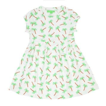 Lily Balou Hanna Dress Palm Trees
