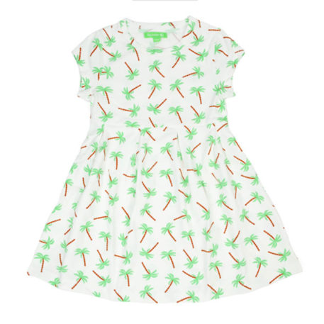 Lily Balou Hanna Dress Palm Trees