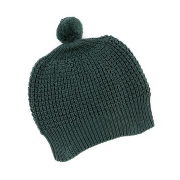 Lily Balou Hat Dark Green