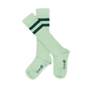 Lily Balou Jordan Knee Socks Frosty Green