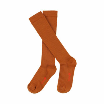 Lily Balou Jordan Knee Socks Potters Clay