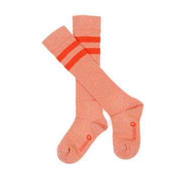 Lily Balou Jordan Knee Socks Tawny Pink