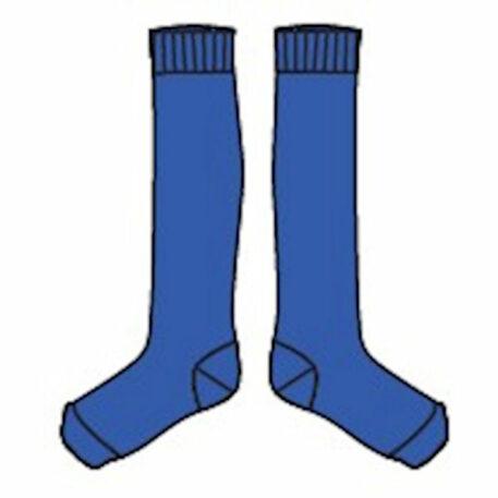 Lily Balou Jordan Kneesocks Dazzling Blue