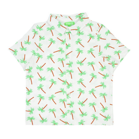 Lily Balou Julian Shirt Palm Trees