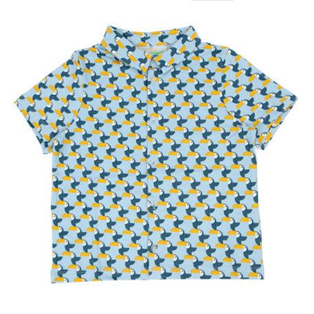 Lily Balou Julian Shirt Toucans
